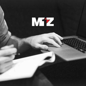 M1Z I.T Website
